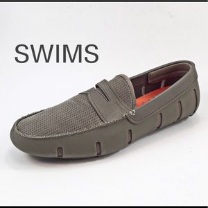 SWIMS Water Resistant Penny Loafer